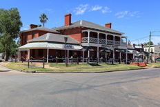Bridge Hotel, Echuca