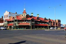 Exchange Hotel, Kalgoorlie